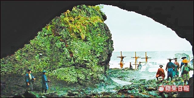 【花蓮 Hualien】形狀像March的石門海蝕洞 電影沉默拍攝祕境 長濱最壯觀八仙靈岩洞 @薇樂莉 ♥ Love Viaggio 微旅行