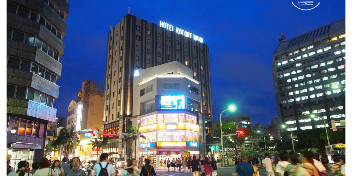 【沖繩 Okinawa】那霸羅列科爾飯店 國際通超方便住宿 票選日本最好吃早餐之一 Hotel Rocore Naha