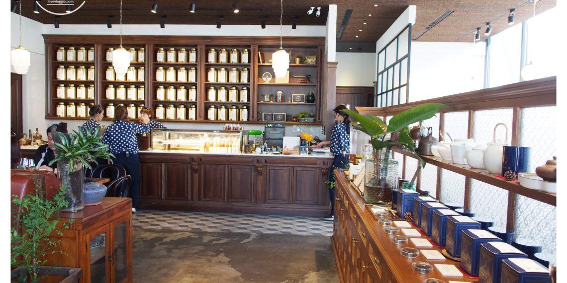 【高雄 Kaohsiung】永心鳳茶 中西復古質感風格 用餐品茶也可以很時尚