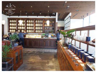 在老新台菜隔壁的永心鳳茶也是旗下品牌 這兩間位於中都濕地 餐廳空間寬敞並以中西式復古風格裝潢 來這裡用餐不僅餐點美味 氣氛也是一大享受