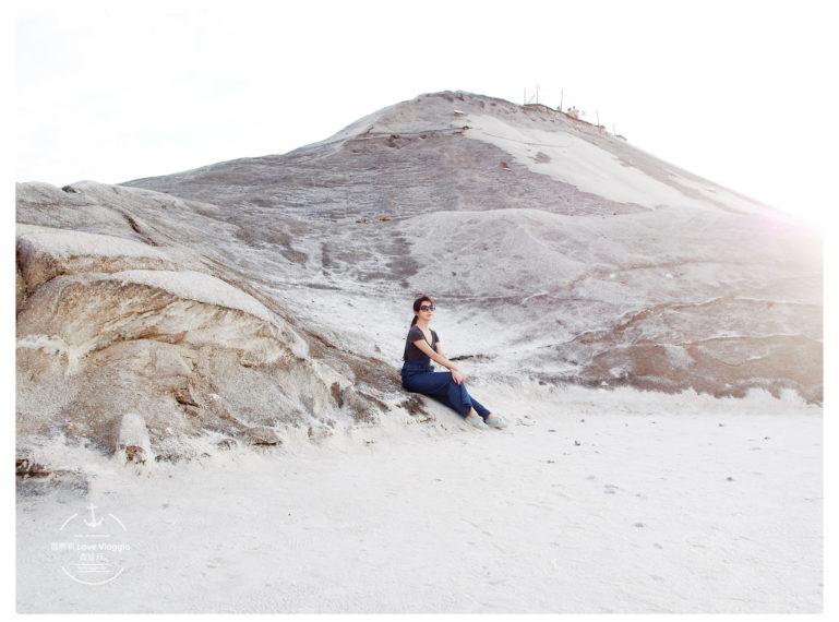 【台南 Tainan】七股鹽山 南部也能拍出浪漫唯美雪景照 IG婚紗照熱門