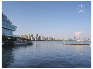 這次的蘇州出差住在金雞湖旁的中茵皇冠酒店 這一帶有金雞湖風景區 也蓋了好多新穎大樓 鄰近景點跟工業園區 對於出差或是旅行都是不錯的選擇